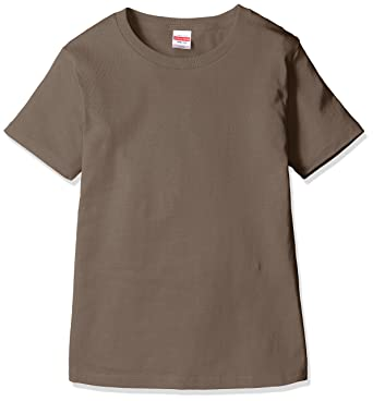 【クリックで詳細表示】(ユナイテッドアスレ)UnitedAthle 5.6オンス ハイクオリティ Tシャツ 500103 [レディース]