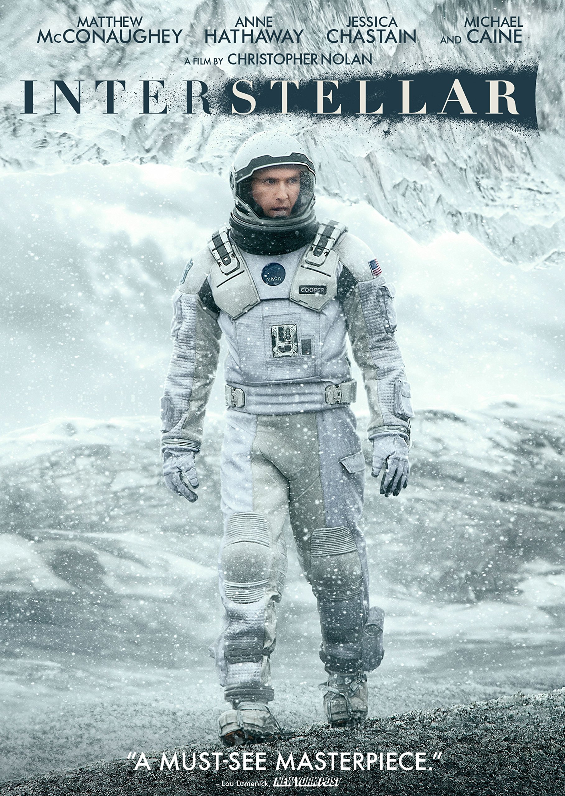 DVD : Interstellar (DVD)