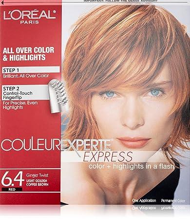 Amazon loral paris couleur experte hair color hair loral paris couleur experte hair color hair highlights light golden copper pmusecretfo Choice Image