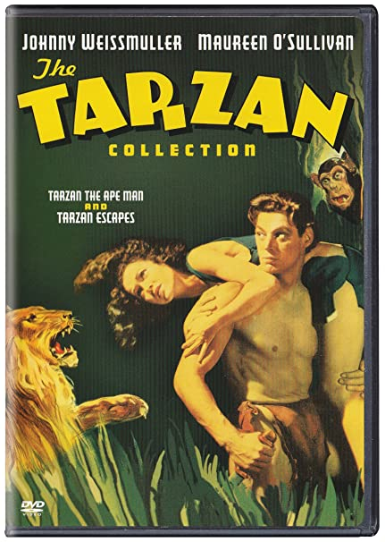 Amazon in: Buy The Tarzan 2 Movies Collection: Tarzan the