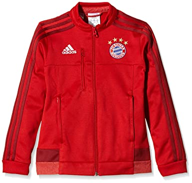 ADIDAS Kinder FC Bayern München Trainingsjacke