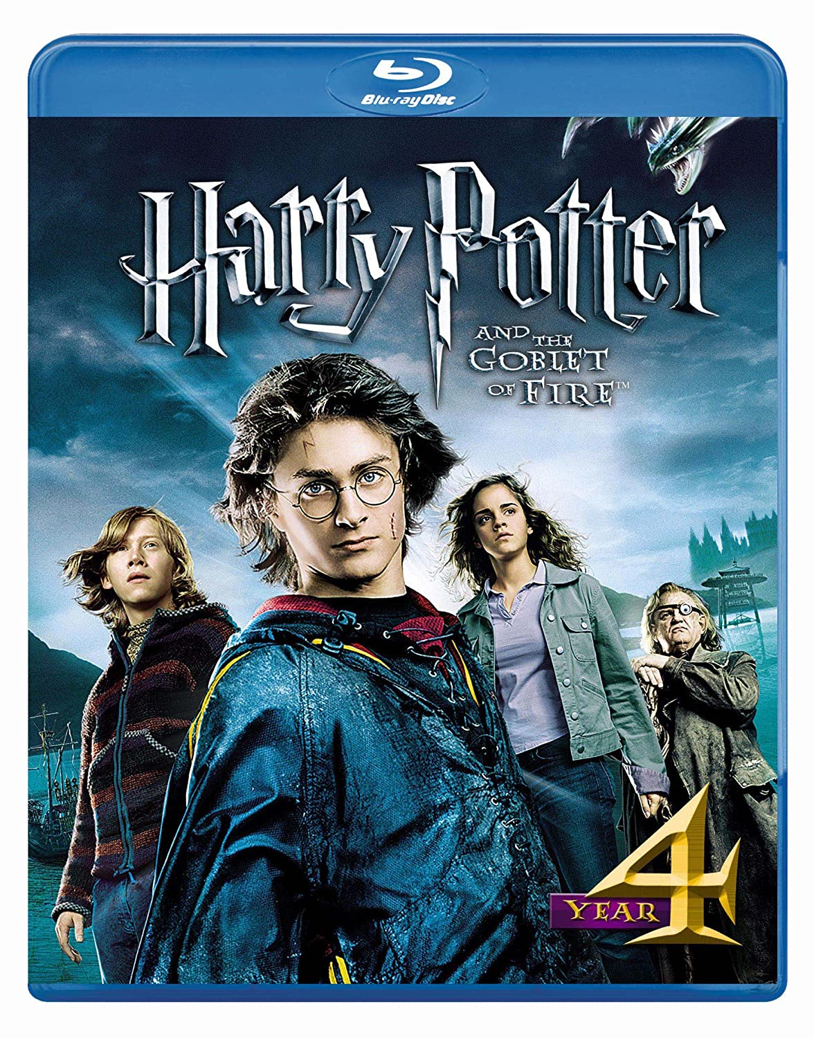 Movie - Harry Potter And The Goblet Of Fire Edizione: Giappone ...