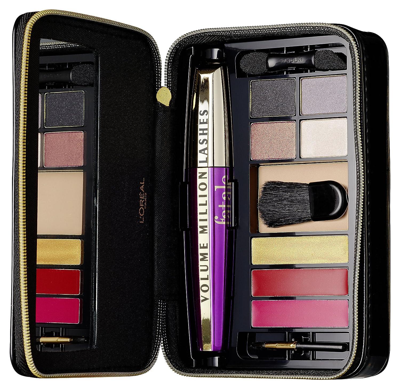 L'Oréal Paris Make Up Designer Coffret de Maquillage Extravaganza, Teint/Yeux/Lèvres A89387