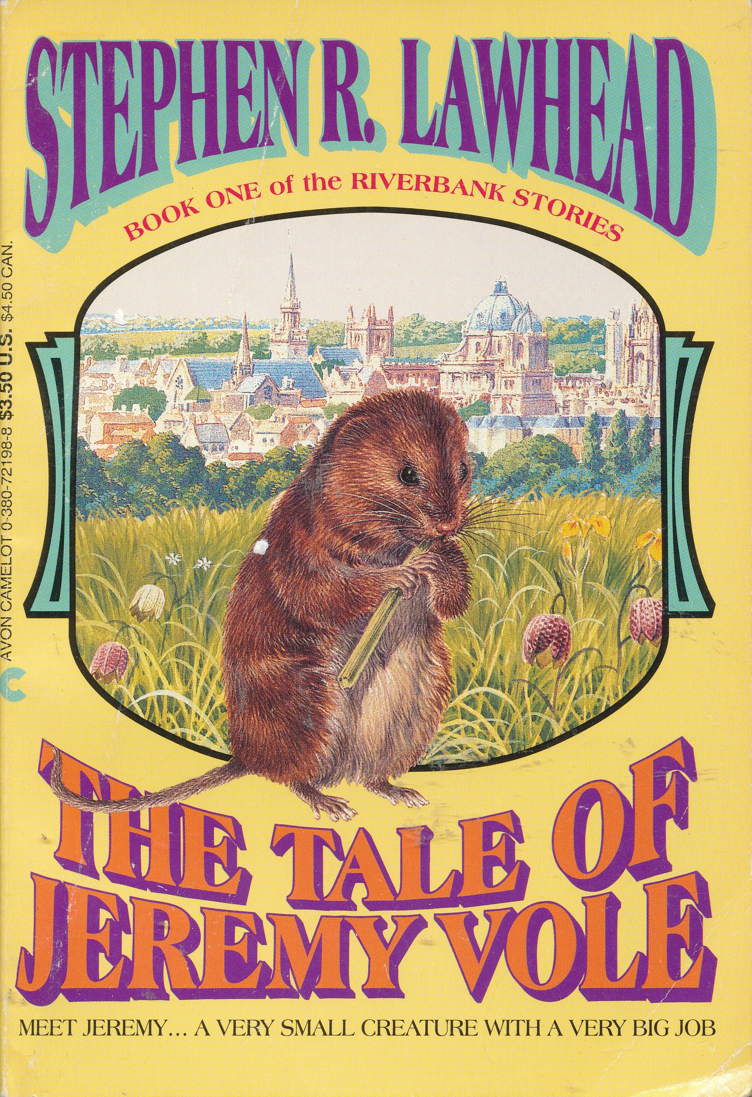 The Tale of Jeremy Vole (Stories From the Riverbank Book 1)