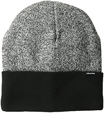 13a2388d54c Amazon.com  Volcom Men s Cruiser Rollover fit Snow Beanie