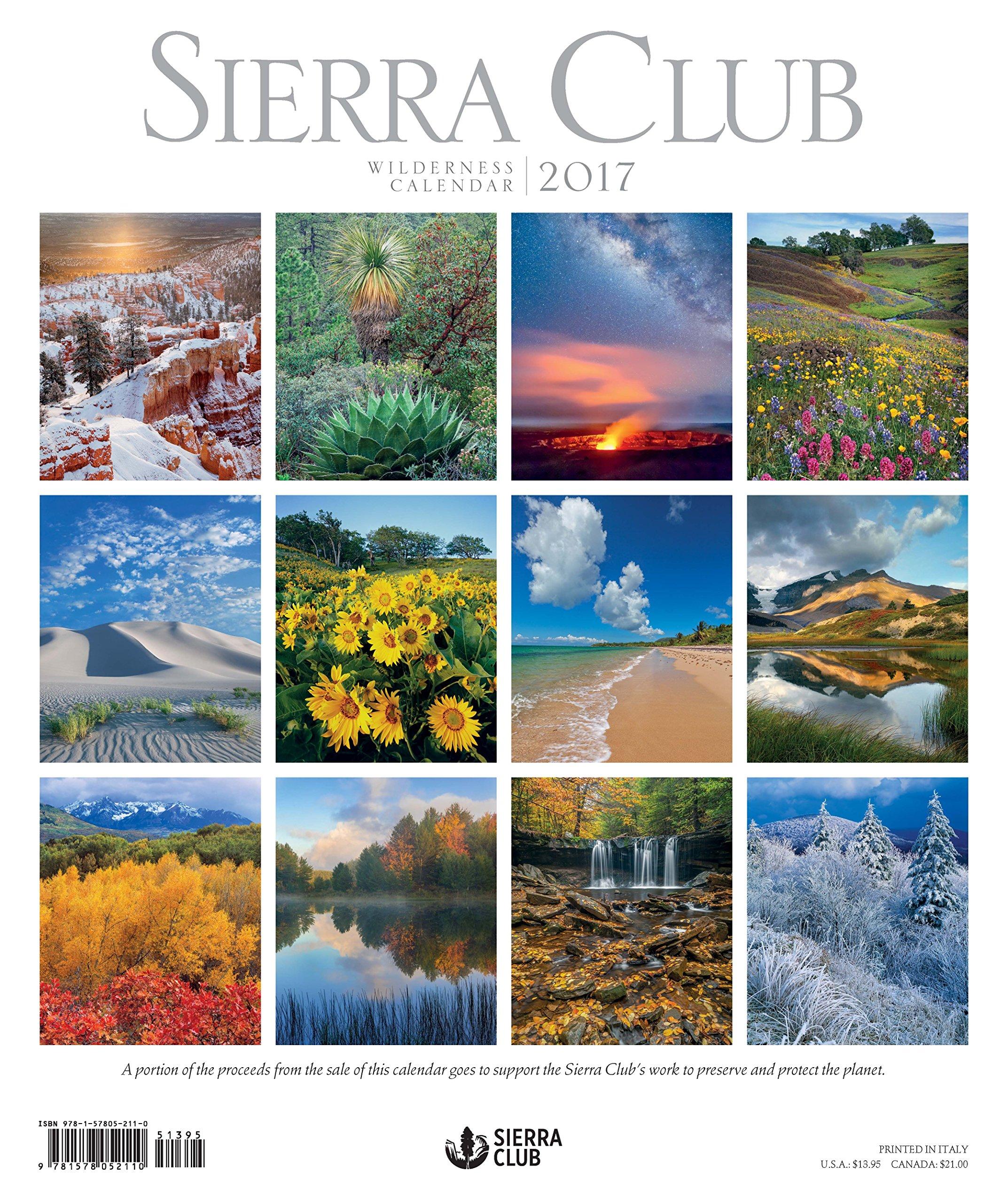 landscape calendar