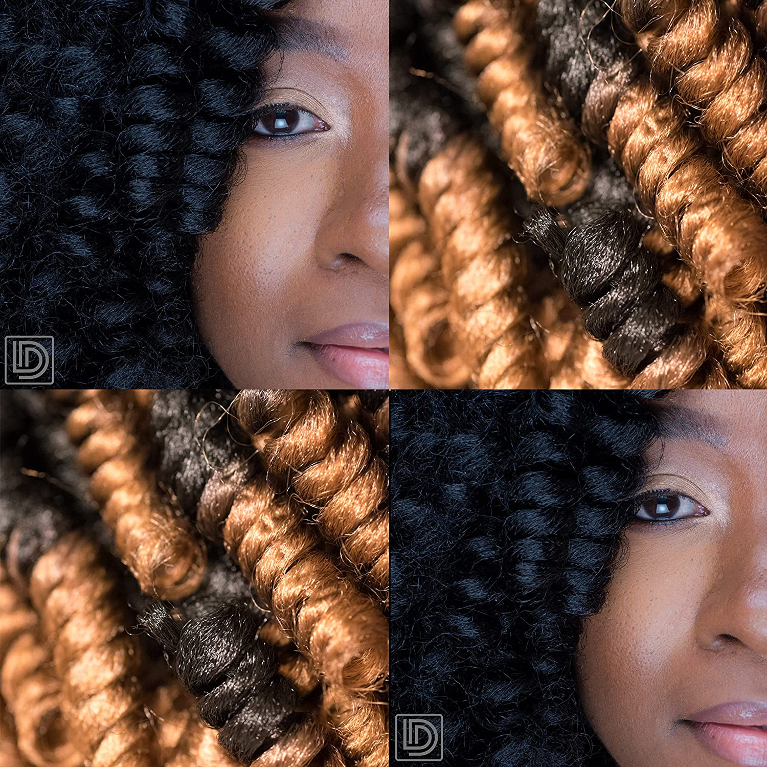 Amazon Curly Crochet Hair For Crochet Braids And Hair Styles