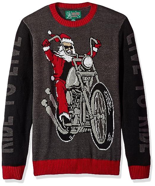 Ugly Christmas Sweater Company - Sudadera para Hombre 6c02b17de209