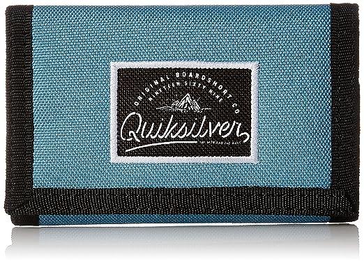 Quiksilver Sidewalk Cartera, Color: Niagara, Talla: M ...