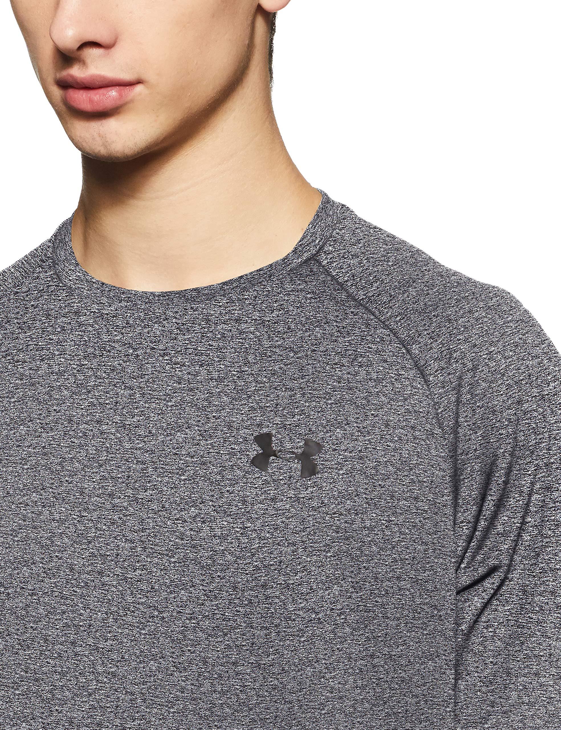 Under Armour Men's Tech 2.0 Short Sleeve T-Shirt, Black (002)/Black, 3X-Large by Under Armour (Image #4)