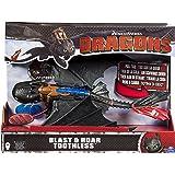 Spin Master 6024756  -  DreamWorks Dragons  -  Blast 'n Roar Ohnezahn