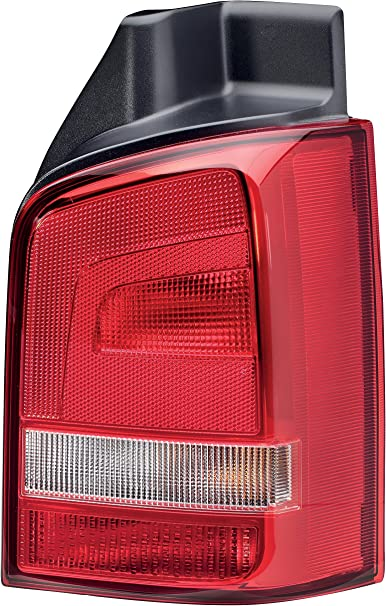 Oferta amazon: HELLA 2SK 010 318-101 Piloto posterior - Tecnología de lámparas incandescentes - tintado/transparente/rojo - derecha