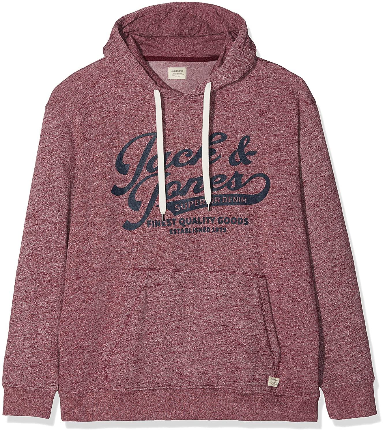 TALLA XXX-Large (3XL). JACK & JONES Jjepanther Sweat Hood Noos PS Capucha para Hombre