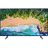 "Samsung UN58NU7100FXZX Smart TV 58"" 4K Ultra HD, Built-in Wi-Fi, Color Negro Carbon"