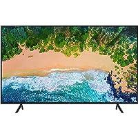 """Samsung UN65NU7100FXZX Smart TV 65"""" 4K Ultra HD, 3 HDMI, 2 USB, Charcoal Black (2018)"""