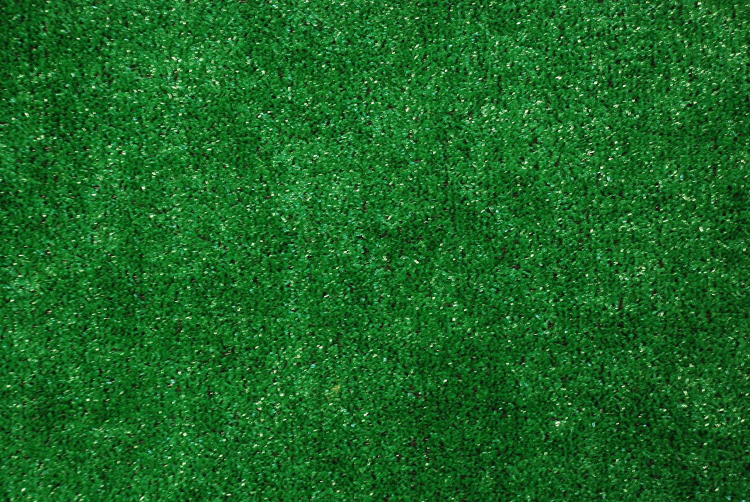 Amazon.com : Indoor/Outdoor Green Artificial Grass Turf Area Rug 6 ...