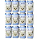 KMR (12 Count Milk Replacer Liquid for Kittens Size 8 Ounce