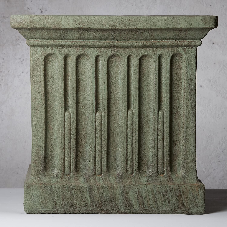 Amazon.com : Campania International FT-123-AS Auberge Fountain, Alpine Stone Finish : Patio, Lawn & Garden