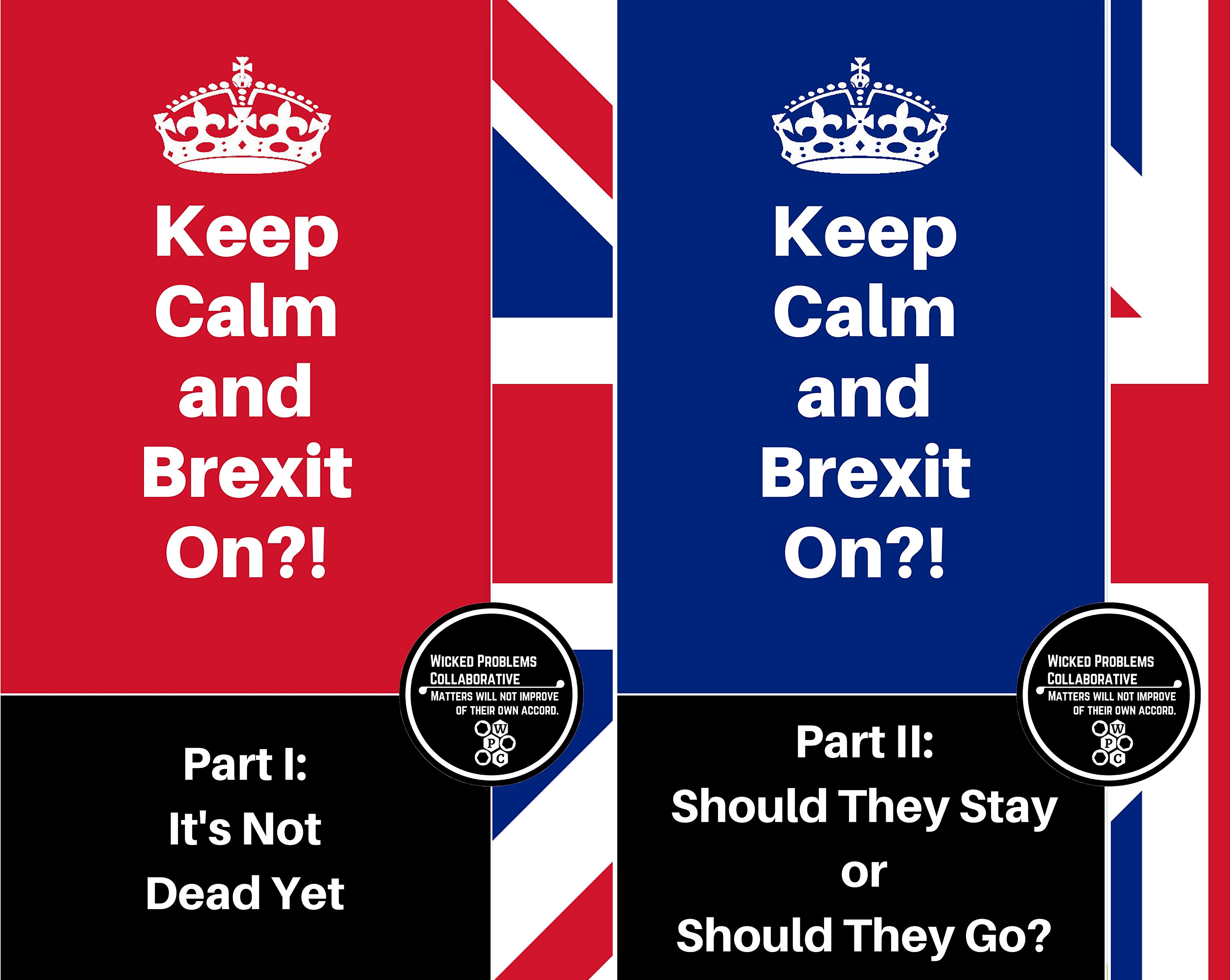 Keep Calm and Brexit On? (2 Book Series)