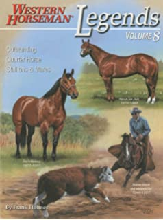 Legends outstanding quarter horse stallions mares volume 9 legends outstanding quarter horse stallions mares revised a western horseman book fandeluxe Gallery
