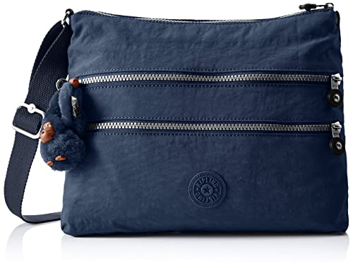 Kipling Women s Alvar Cross-Body Bag, Alaskan Blue, 33x26x4.5 cm ... ddb911704f