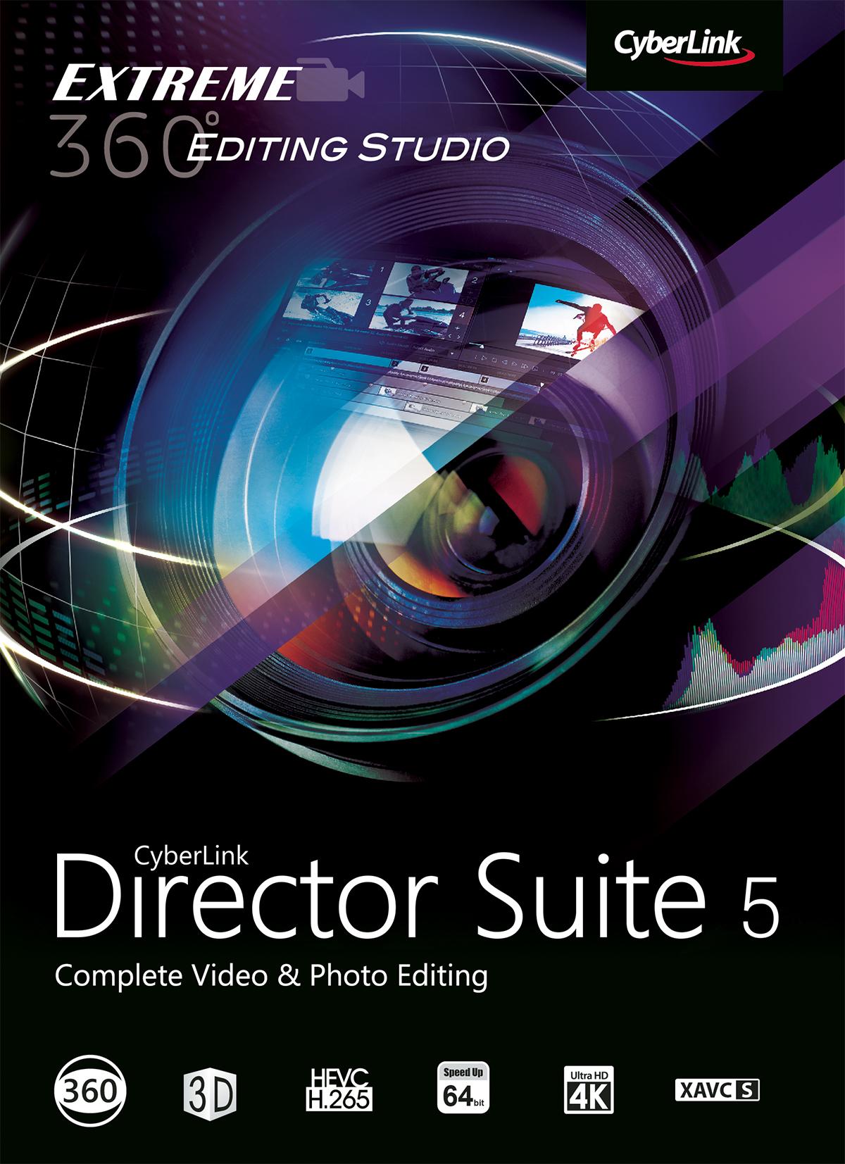 CyberLink Director Suite 5 [Download]