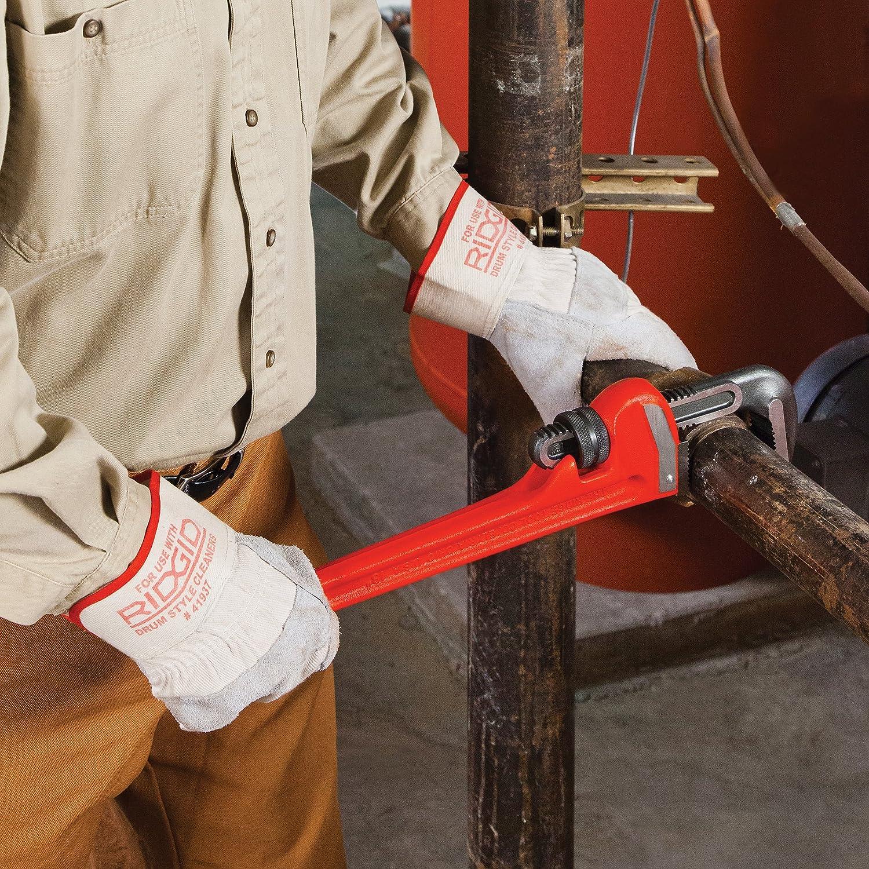Ridgid Tools 31025 2 1//2-Inch Heavy-Duty Straight Pipe Wrench
