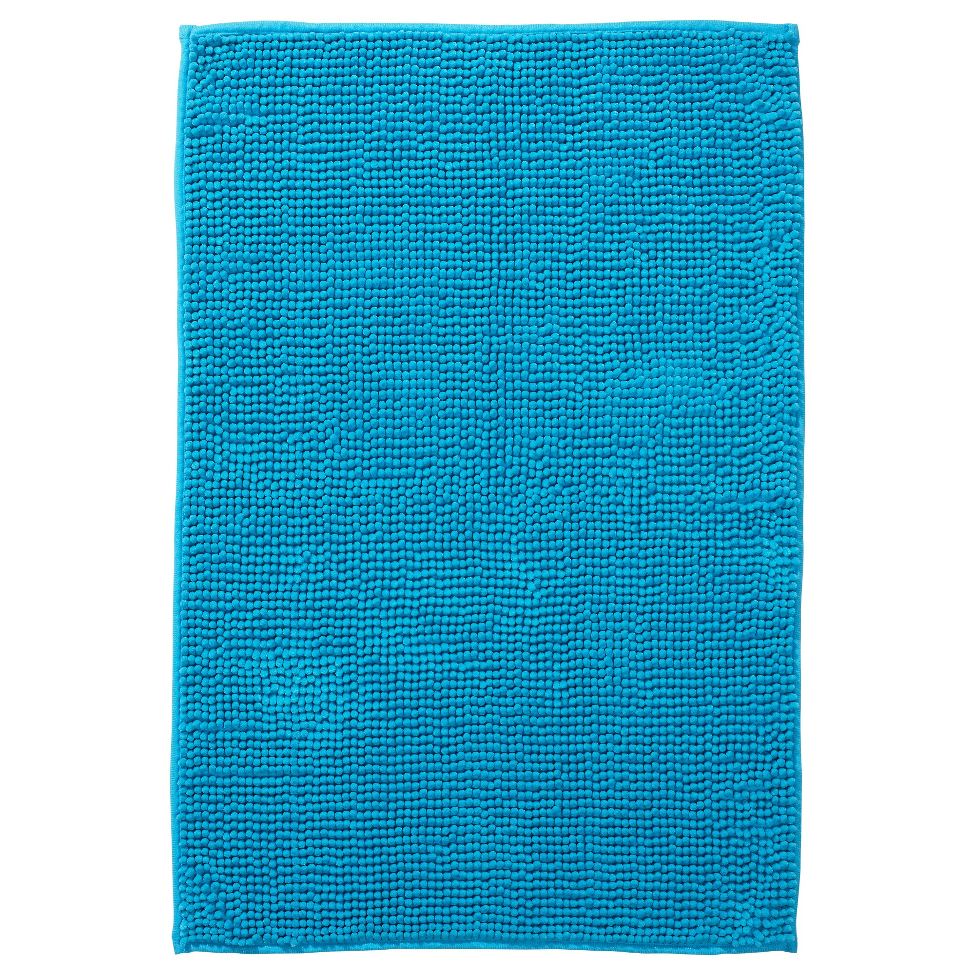 Ikea Toftbo Bathmat Turquoise