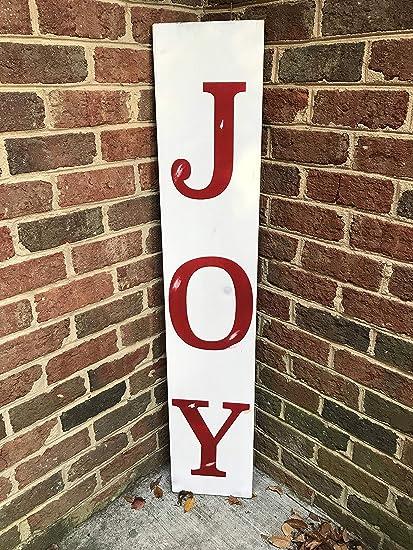 Amazoncom Outdoor Christmas Decor Porch Signs Front Porch