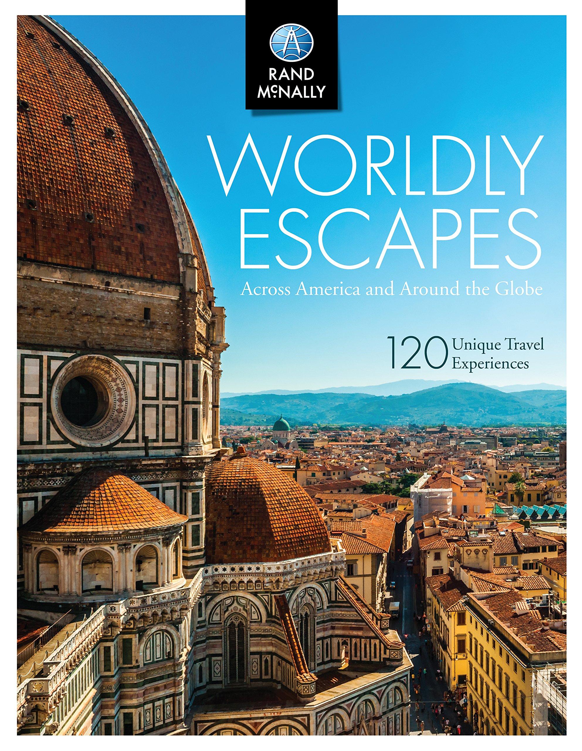 Worldly Escapes Rand McNally Amazon Books