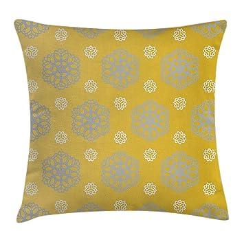 Amazon.com: Gris y amarillo, para el hogar o la oficina, en ...