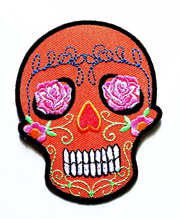 Cool Eyes Patch Iron//Sew on Embroidered patch UK Seller