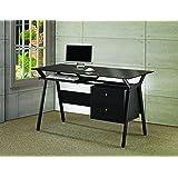 Coaster Computer Desk, Black