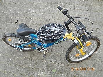 wheelworx Dual Explorer BMX Bicicleta 20 Jóvenes con 6 velocidades Engranaje + Casco + H
