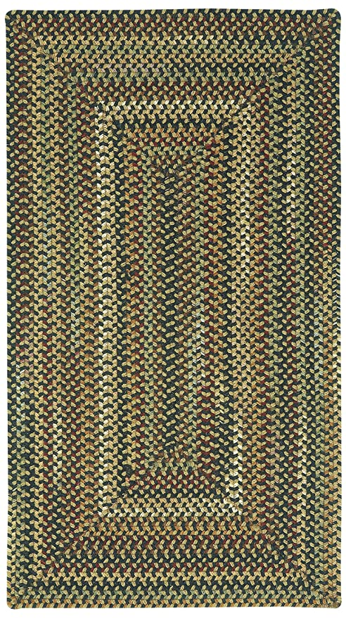 Amazon Com Capel Rugs Bangor Rectangle Braided Area Rug 7 X 9