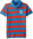 Cherokee by Unlimited Boys' Striped Regular Fit T-Shirt