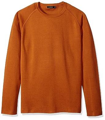 c7f29203ef28 Amazon.com  J.Lindeberg Men s Cotton Crewneck Sweater  Clothing