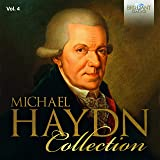 Michael Haydn Collection, Vol. 4