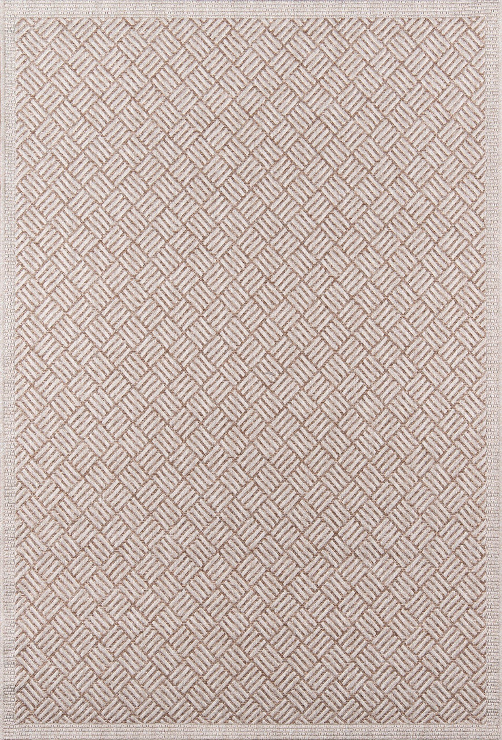 Nolita Rugs Linz Polypropylene Indoor Outdoor Rug 6'7 X 9'6