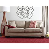 "Serta Deep Seating Palisades 78"" Sofa in Essex Sand"