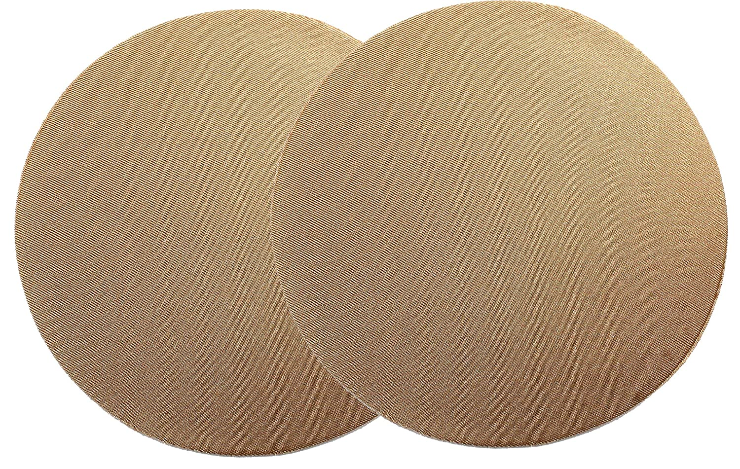 Sweatproof and Water Resistant Nipple Covers - Nylon Reusable Adhesive Pasties