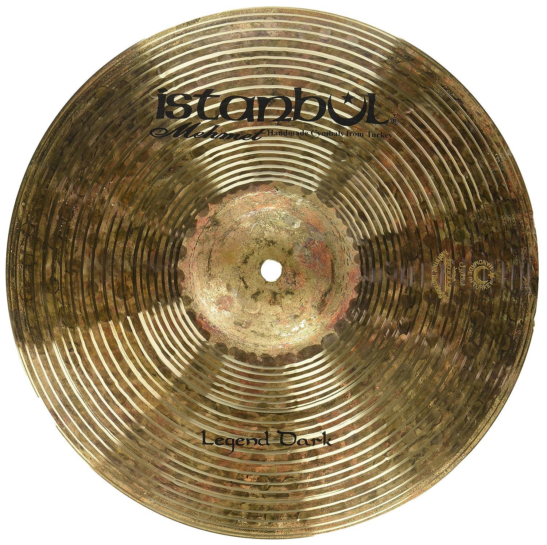 Istanbul Mehmet Cymbals Custom Series Turk Flat Ride Sizzle Cymbals RTF-SZ (20