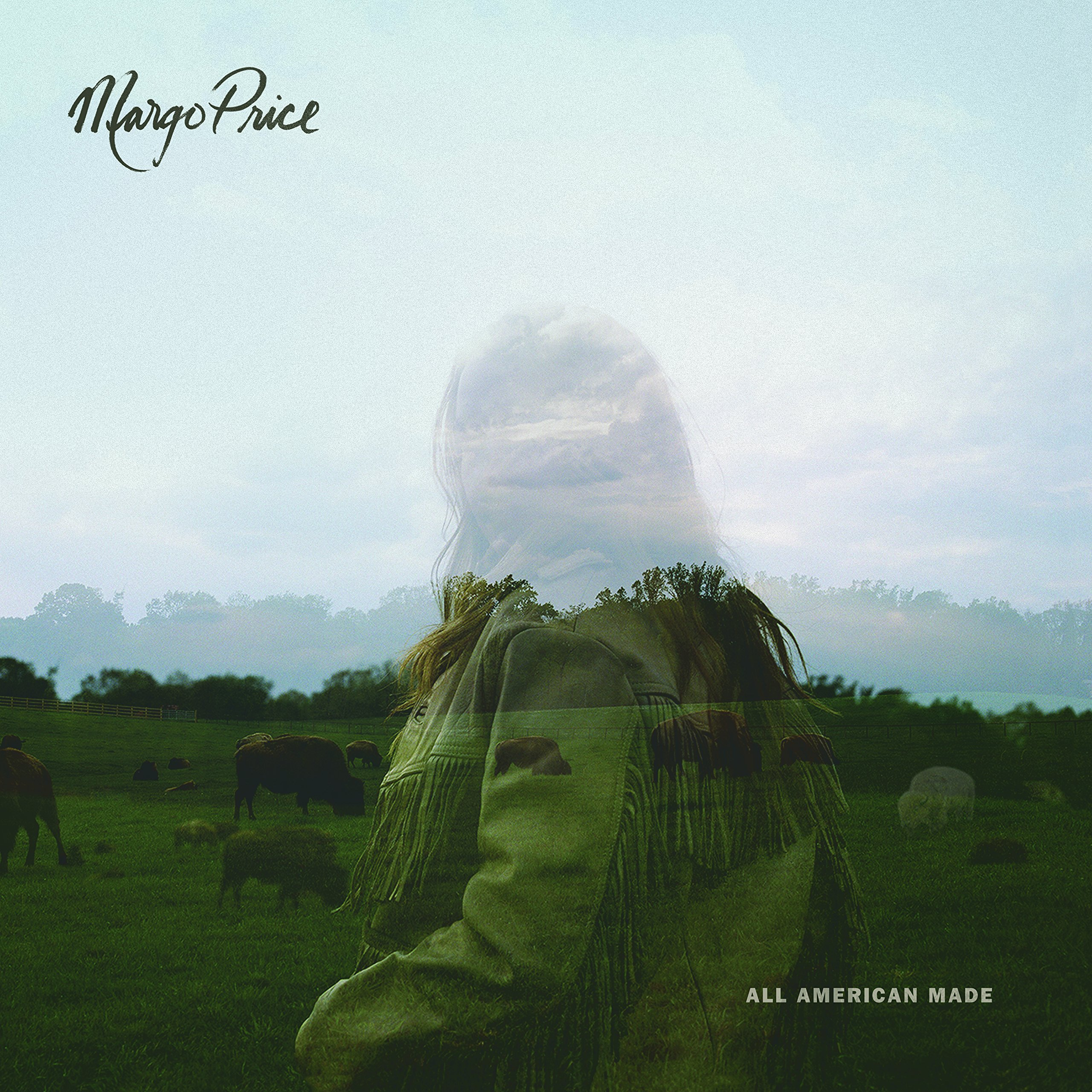 Cassette : Margo Price - All American Made (Cassette)
