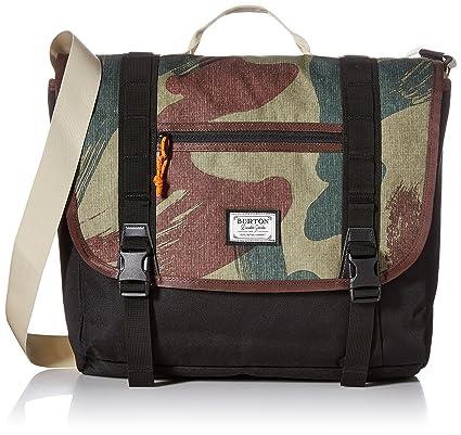 0bdb6f64f7016 Amazon.com   Burton Flint Messenger Bag