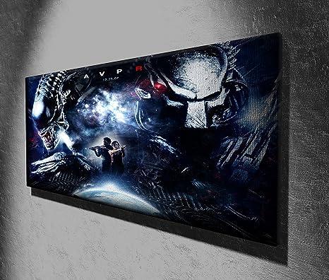 Alien Canvas Print 20*25 Inch HUGE !