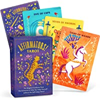 Affirmators! Tarot Cards Deck - Daily Tarot Cards with Positive Affirmations For Magical Guidance from the Universe to…