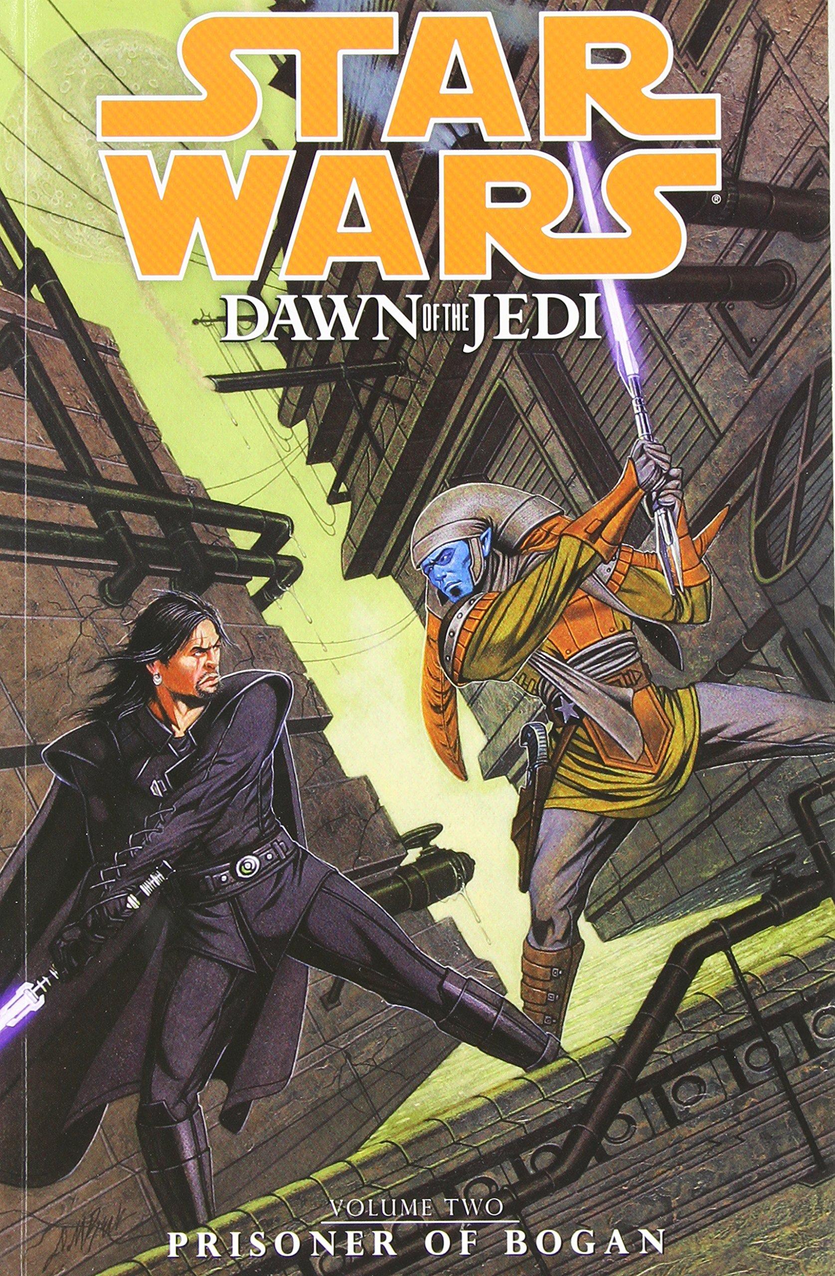 Star Wars: Dawn Of The Jedi Volume 2  Prisoner Of Bogan (star Wars: Dawn  Of The Jedi (numbered)): John Ostrander, Randy Stradley, Jan Duursema,
