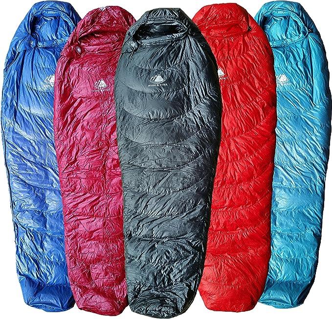 The 8 best down sleeping bag under 200