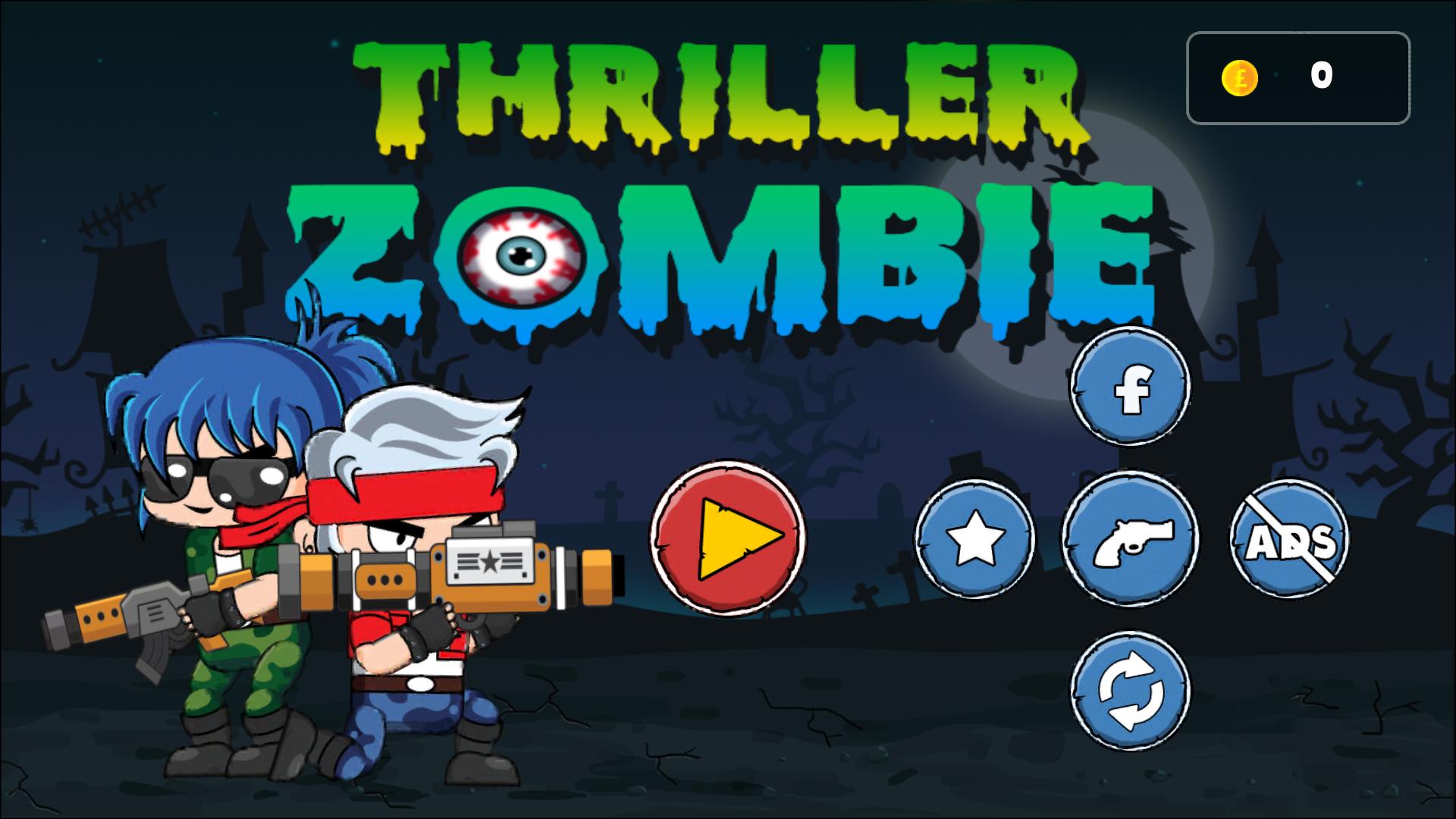 Thriller download apk