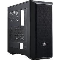Cooler Master MasterBox 5 Black with Mesh Flow Front Panel Case per PC 'ATX, microATX, Mini-ITX, USB 3.0, con Finestra Laterale' MCX-B5S1-KWNN-11